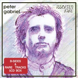 Peter Gabriel - I Have the Touch (Robbie Robertson remix)