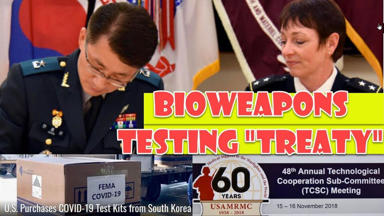 #28 - Whose Bioweapon Is It Anyway?