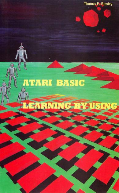 Atari basic by Thomas E. Rowley