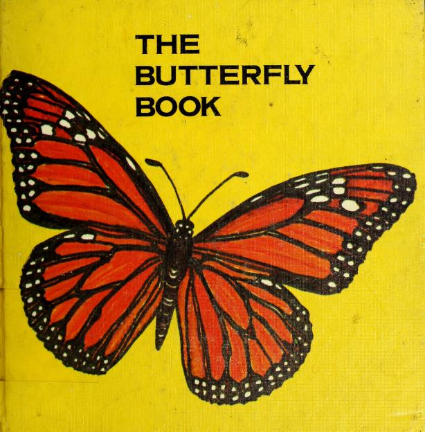 The butterfly book by Cynthia Overbeck Bix
